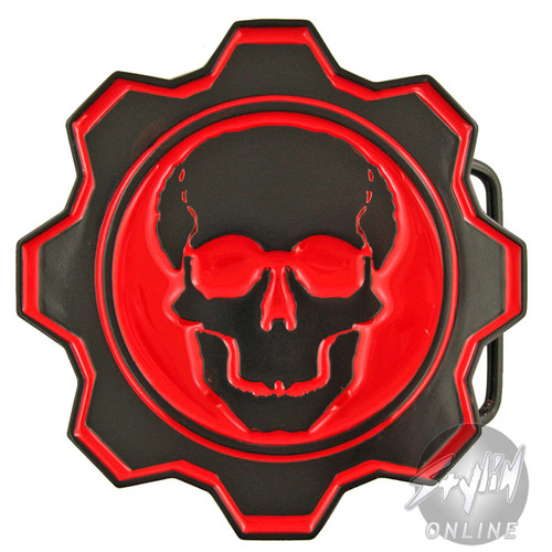 Gears of War Cog Belt Buckle