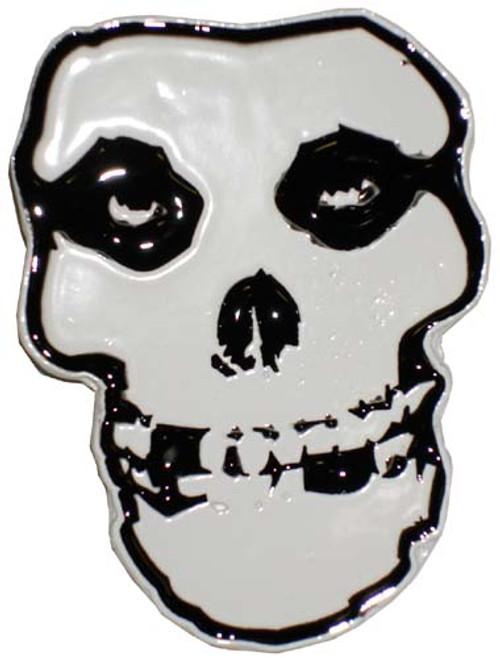 Misfits Skull Enamel Belt Buckle