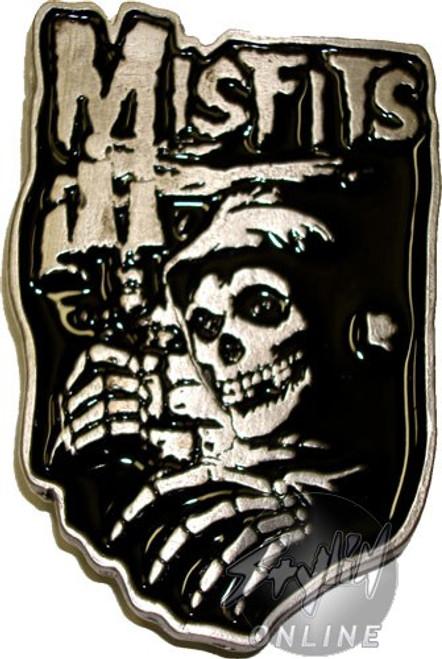Misfits Grim Reaper Belt Buckle