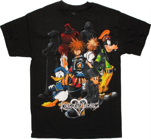 Kingdom Hearts Reach T-Shirt