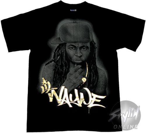 Lil Wayne Thinker T-Shirt