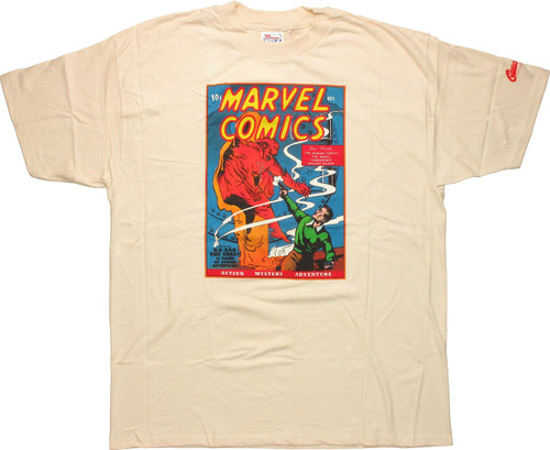 Marvel Classic Comic Cover 1 T-Shirt