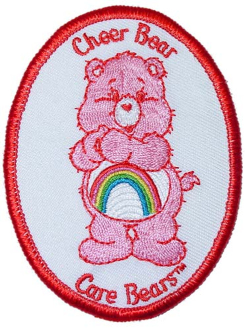 Care Bears Cheer Bear Patch