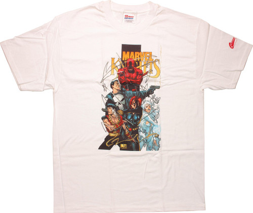 Marvel Knights Group T-Shirt
