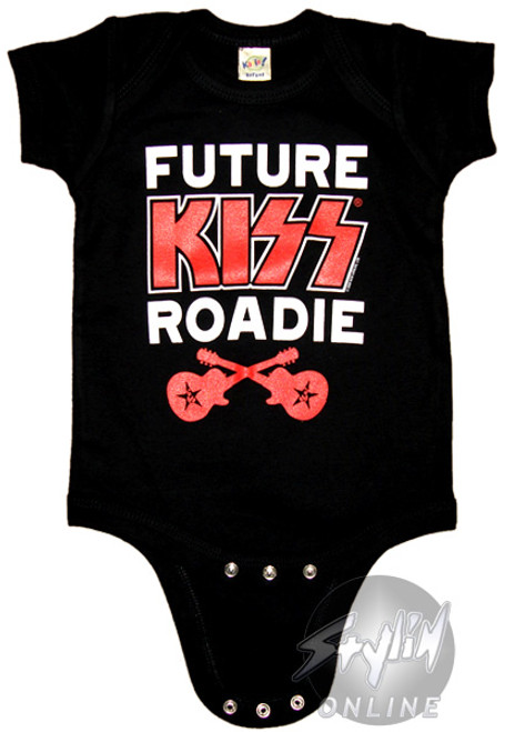 Kiss Future Roadie Snap Suit