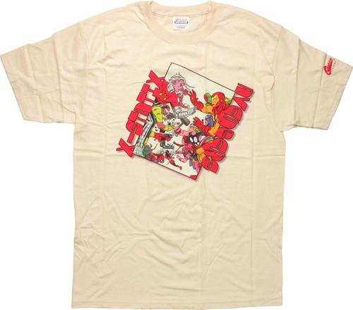 Marvel X Statix Avengers T-Shirt