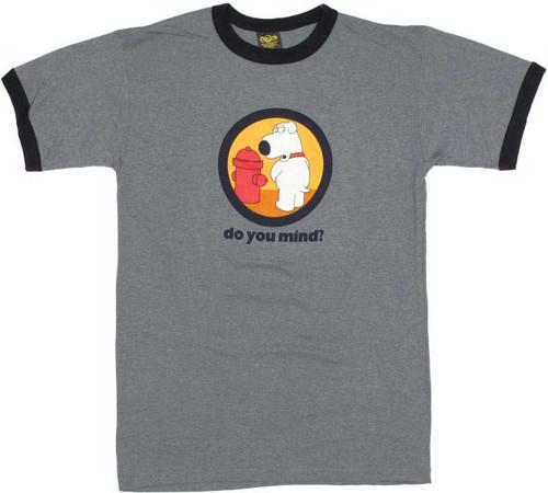 Family Guy Brian Mind Ringer T-Shirt