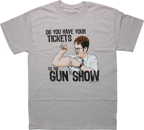 Office Gun Show T-Shirt