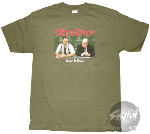 Office Space Bobs T-Shirt