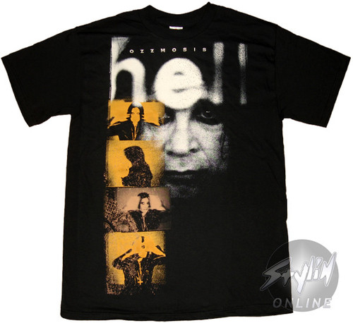 Ozzy Osbourne Ozzmosis T-Shirt
