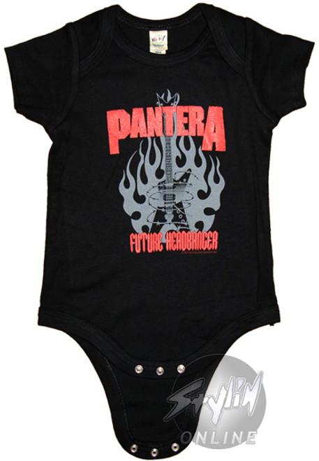 Pantera Future Headbanger Snap Suit