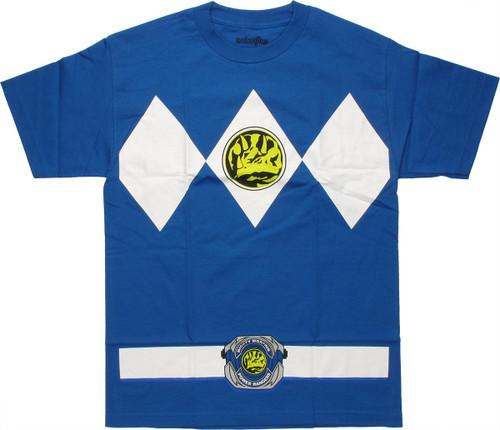 Juvenile T-Shirt Retro Rangers Power Rangers