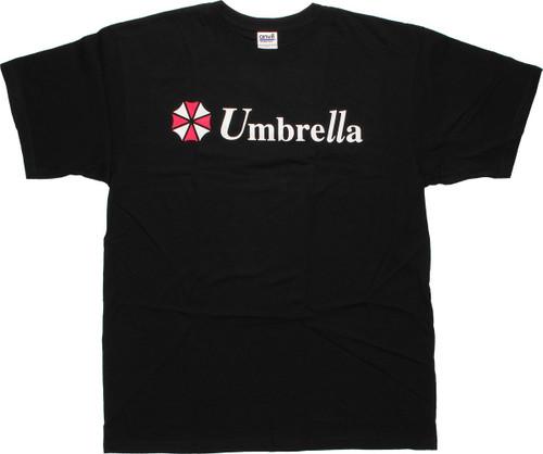 Resident Evil Umbrella Logo T-Shirt