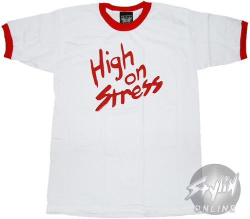 Revenge of the Nerds Stress T-Shirt