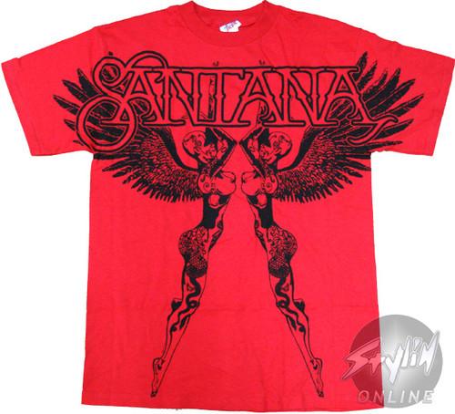 d94c51887 Santana Angels T-Shirt