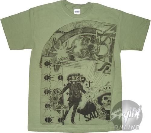 Saosin Art T-Shirt