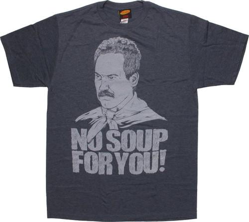Seinfeld Soup Nazi T-Shirt Sheer