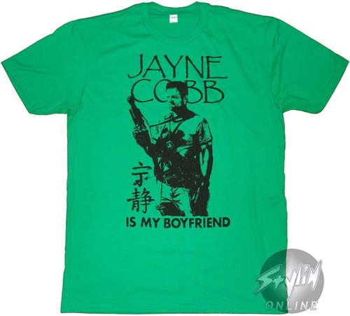 Serenity Jayne Cobb Boyfriend T-Shirt Sheer