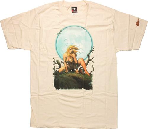 Shanna Seductive T-Shirt