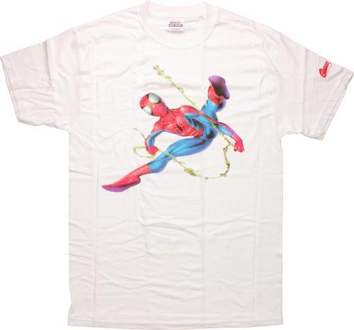 Spiderman Ultimate Swinging T-Shirt