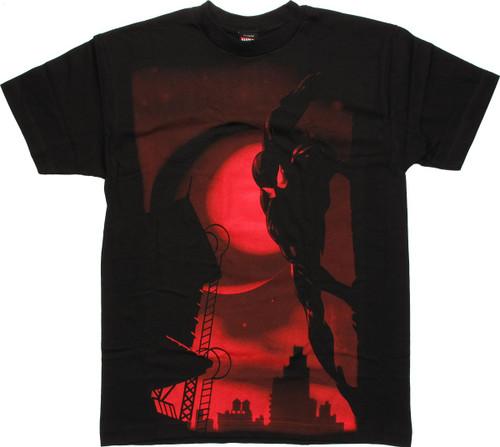 Spiderman Slide T-Shirt