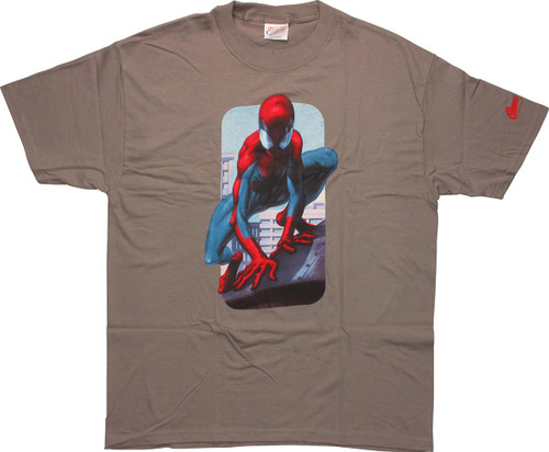Spiderman Ultimate Crouch T-Shirt