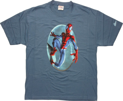 Spiderman Ultimate Side Stance T-Shirt