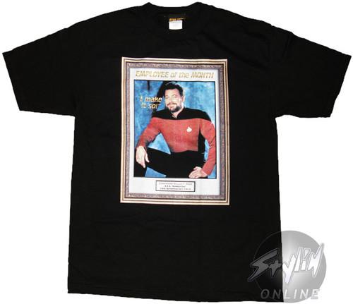 Star Trek Employee T-Shirt