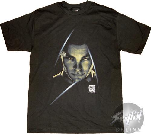 Star Trek Kirk Color T-Shirt