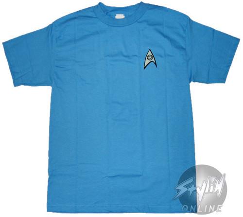 Star Trek Science T-Shirt