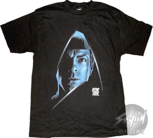 Star Trek Spock Color T-Shirt