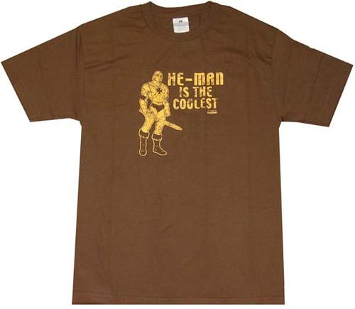 He-Man Coolest Vintage T-Shirt