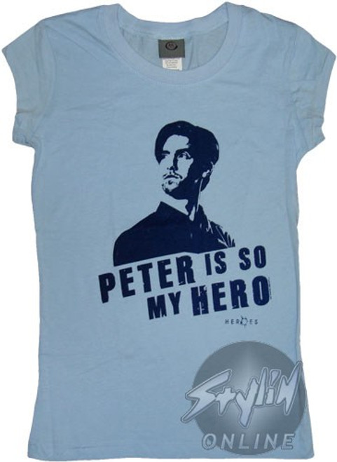 Heroes T-Shirt - Peter - Girls Tee