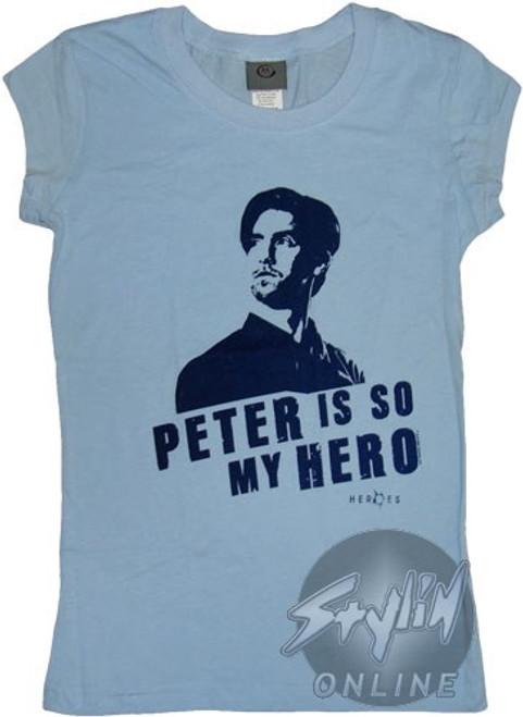 Heroes T-Shirt - Peter - Girls Tee