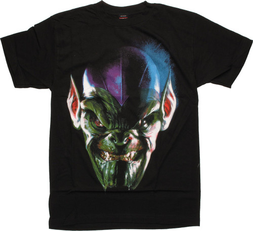 Super Skrull Face T-Shirt
