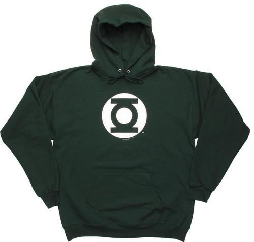 Green Lantern Symbol Hoodie