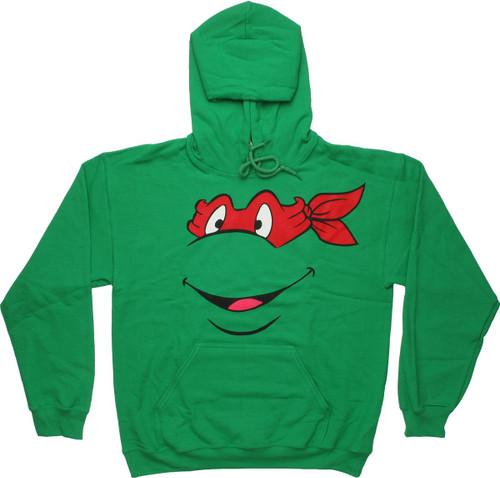 Teenage Mutant Ninja Turtles Raphael Hoodie