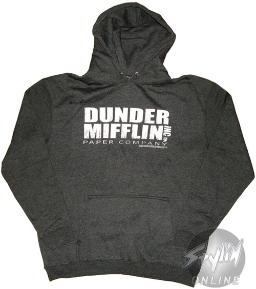 Office Dunder Hoodie
