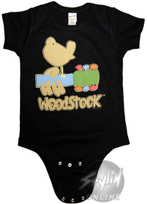 Woodstock Guitar Snap Suit