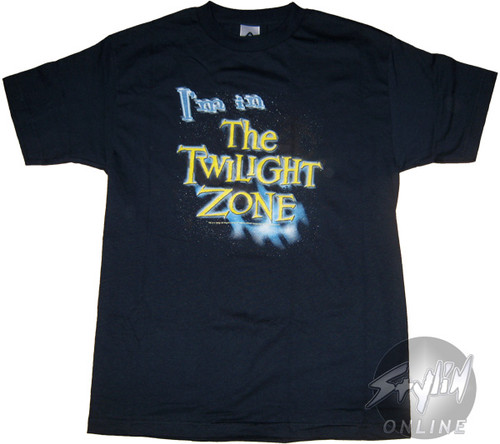 Twilight Zone In T-Shirt