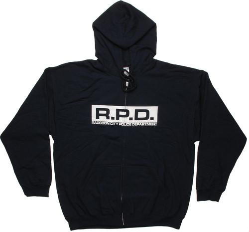 Resident Evil RPD Hoodie