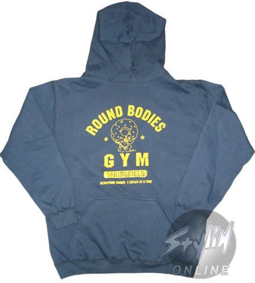 Simpsons Gym Hoodie