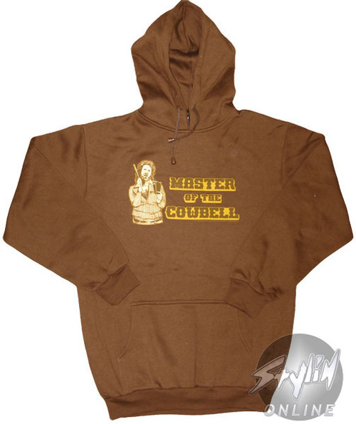Saturday Night Live Cowbell Master Hoodie