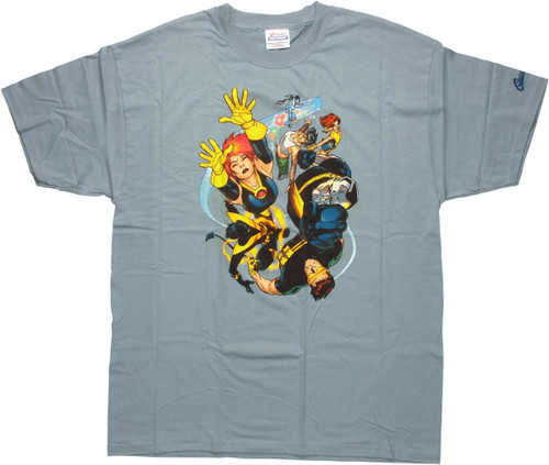 X Men Ariel Stance T-Shirt