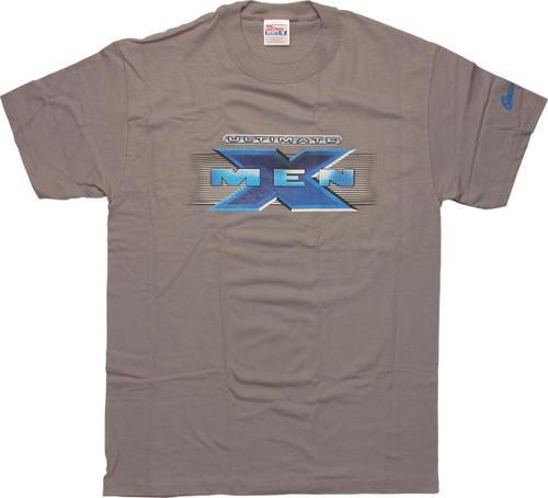X Men Ultimate Logo T-Shirt