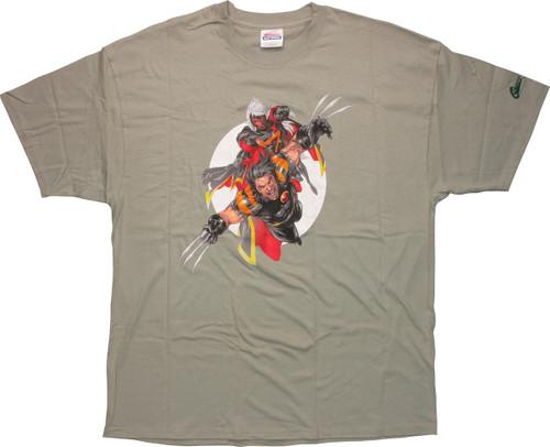 X Men Wolverine Storm Ultimate T-Shirt