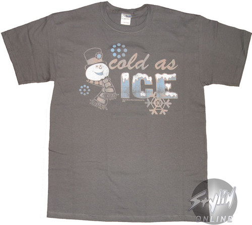 Frosty The Snowman T-Shirt