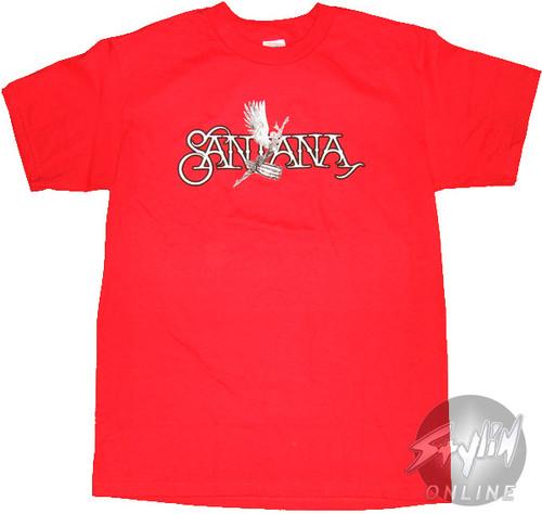 f626a9336 Santana Angel T-Shirt