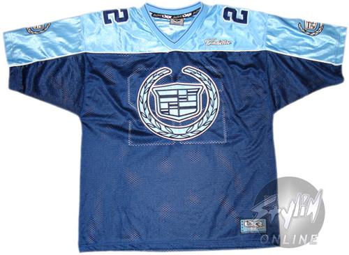 Cadillac Symbol Football Jersey