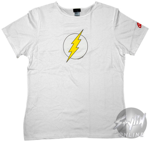 Flash Logo Baby Tee